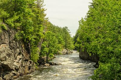 Canal Rapids